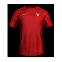Indonesia Home Minikit Kits 8211 Indonesia National Team 8211 18 20
