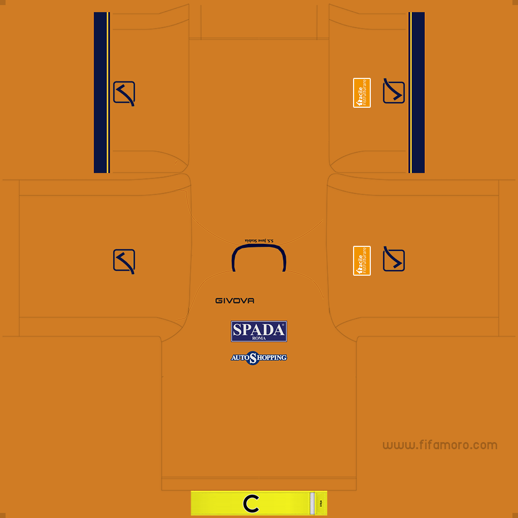 Juve Stabia GK Kits Kits 8211 Juve Stabia 8211 19 20
