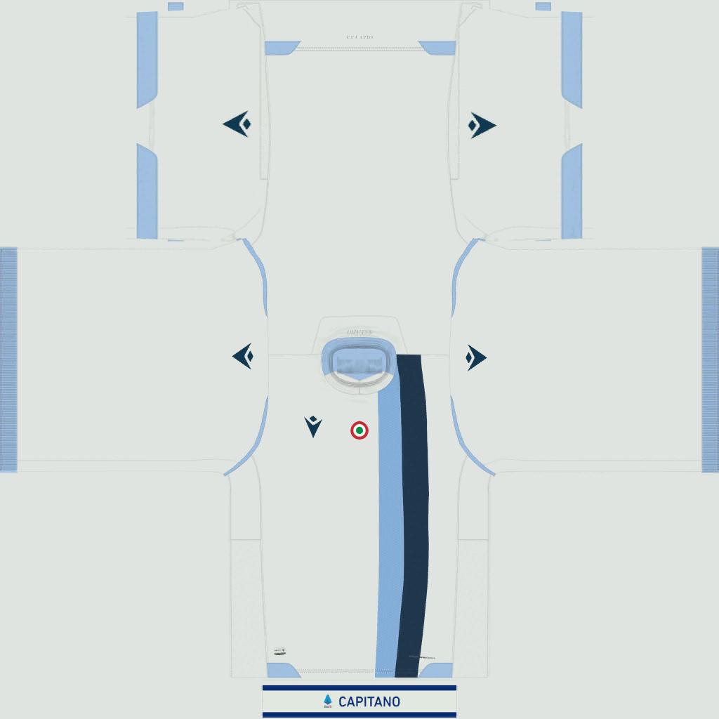 Lazio Away Kit Kits Lazio 2019 2020