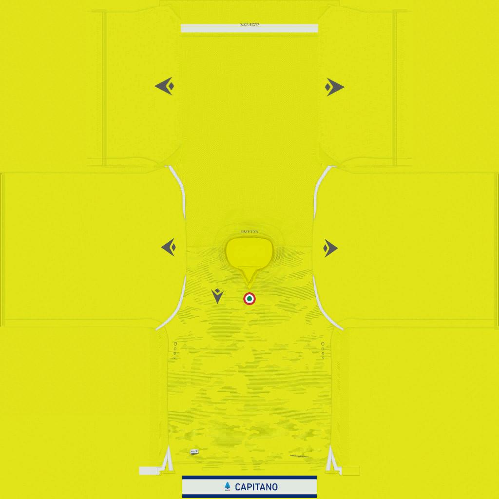 Lazio GK Kit Kits Lazio 2019 2020