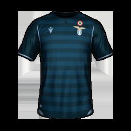 Lazio Third MiniKit Kits Lazio 2019 2020