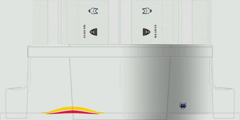 Lecce Away Shorts Kits Lecce 2019 2020