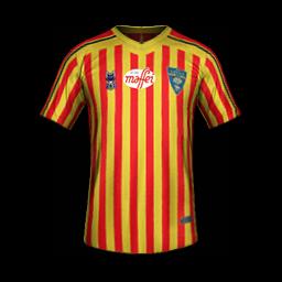 Lecce Home MiniKit Kits Lecce 2019 2020