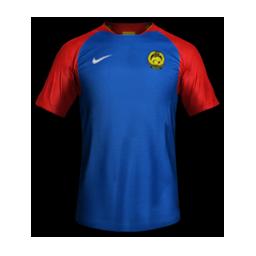 Malaysia Away Minikit Kits 8211 Malaysia National Team 8211 18 20