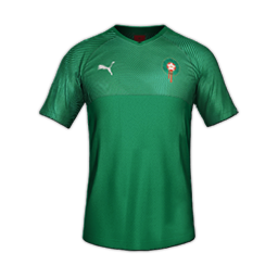 Morocco Away MiniKit Kits 8211 Morocco National Team 8211 19 20