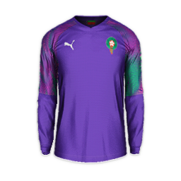 Morocco GK Home Minikit Kits 8211 Morocco National Team 8211 19 20