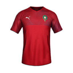 Morocco Home MiniKit Kits 8211 Morocco National Team 8211 19 20