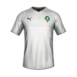 Morocco Third MiniKit Kits 8211 Morocco National Team 8211 19 20