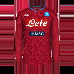 Napoli GK MiniKit 2 Kits Napoli 2019 2020