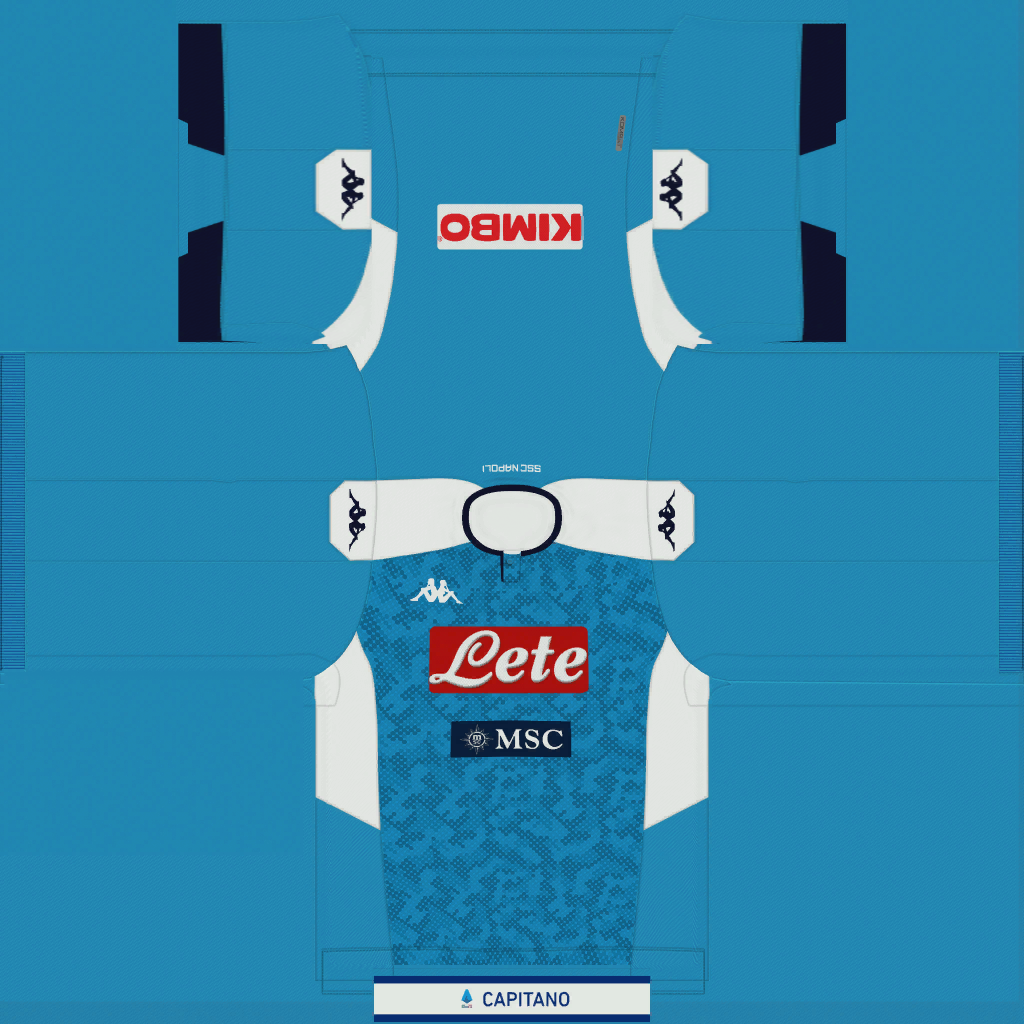 Napoli Home Kit Kits Napoli 2019 2020