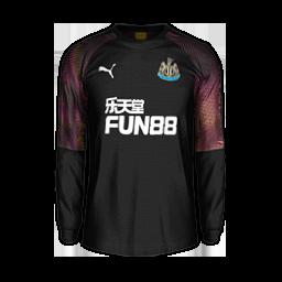 Newcastle United GK Third MiniKit Kits Newcastle United 2019 2020 RX3 GK Kits Added
