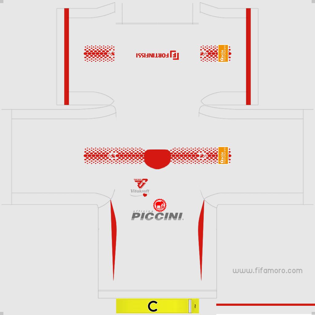 Perugia Away Kits Kits 8211 Perugia 8211 19 20