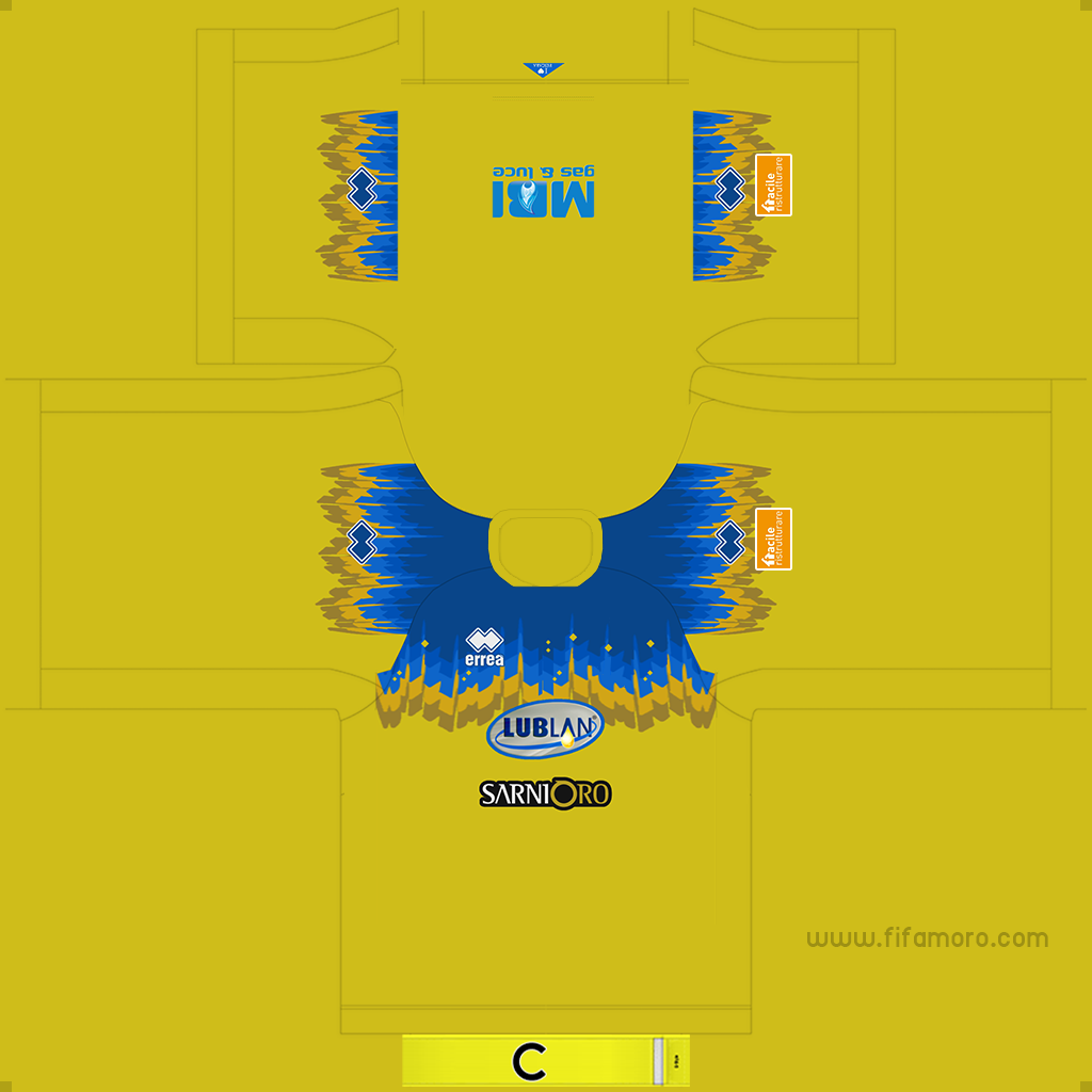 Pescara Away Kits Kits 8211 Pescara 8211 19 20
