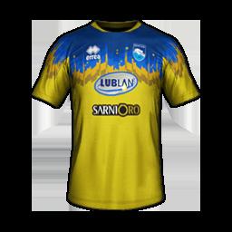 Pescara Away MiniKit Kits 8211 Pescara 8211 19 20