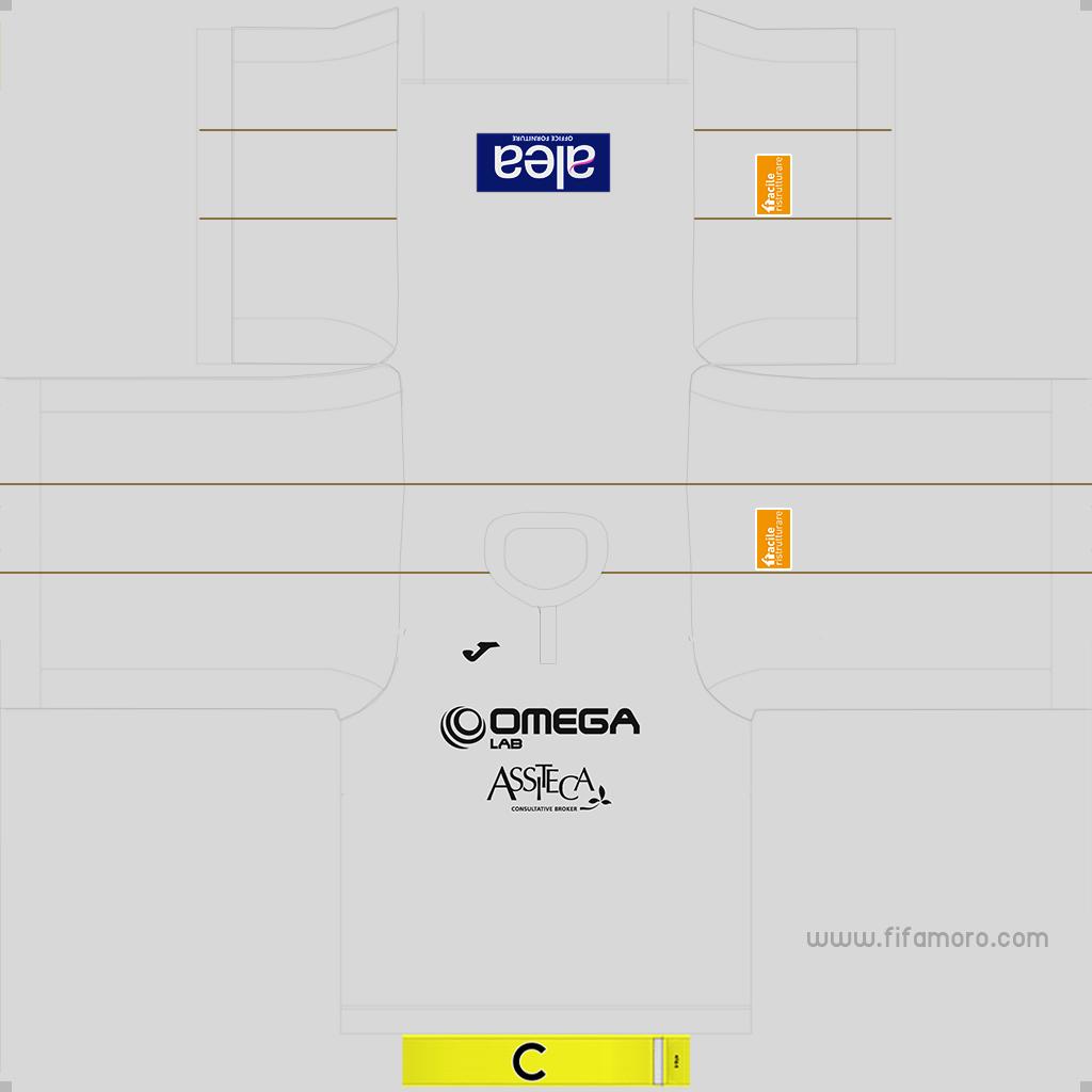 Pordenone Away Kits Kits 8211 Pordenone 8211 19 20