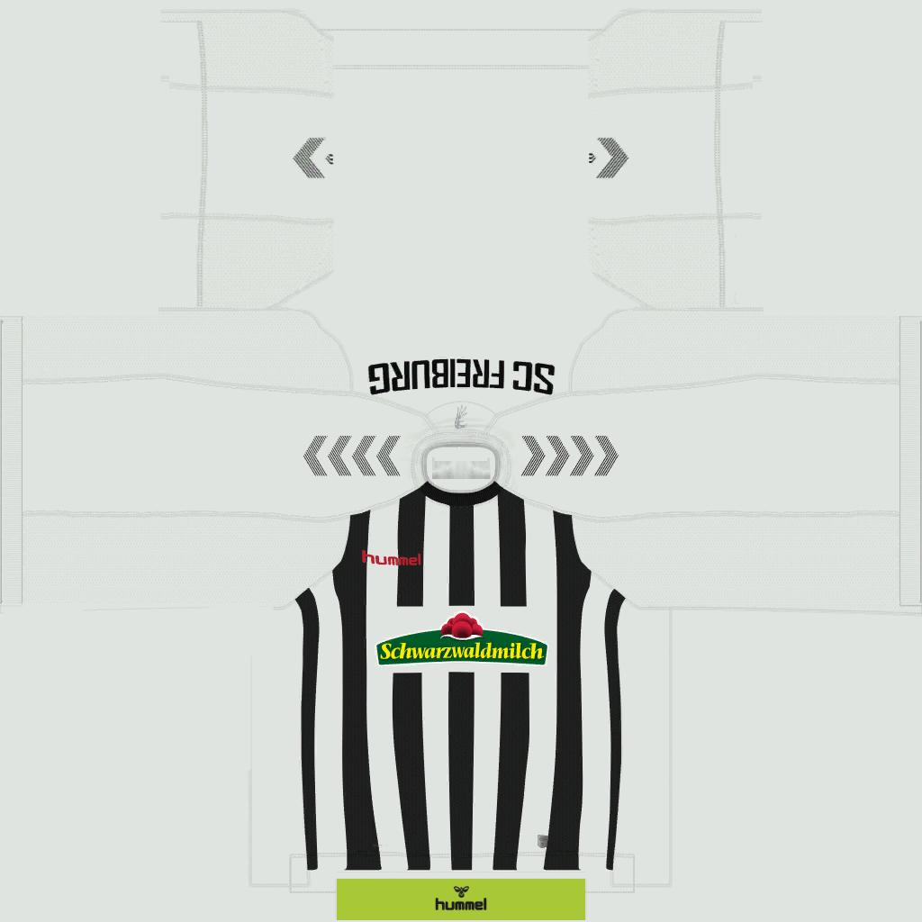 SC Freiburg Away Kits Kits 8211 SC Freiburg 8211 19 20