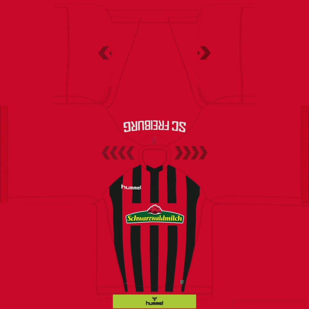 SC Freiburg Home Kits Kits 8211 SC Freiburg 8211 19 20
