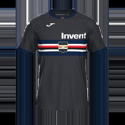 Sampdoria Third MiniKit Kits Sampdoria 2019 2020