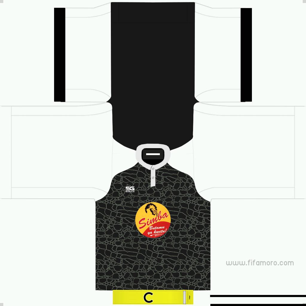TP Mazembe Away Kits Kits 8211 TP Mazembe 8211 19 20