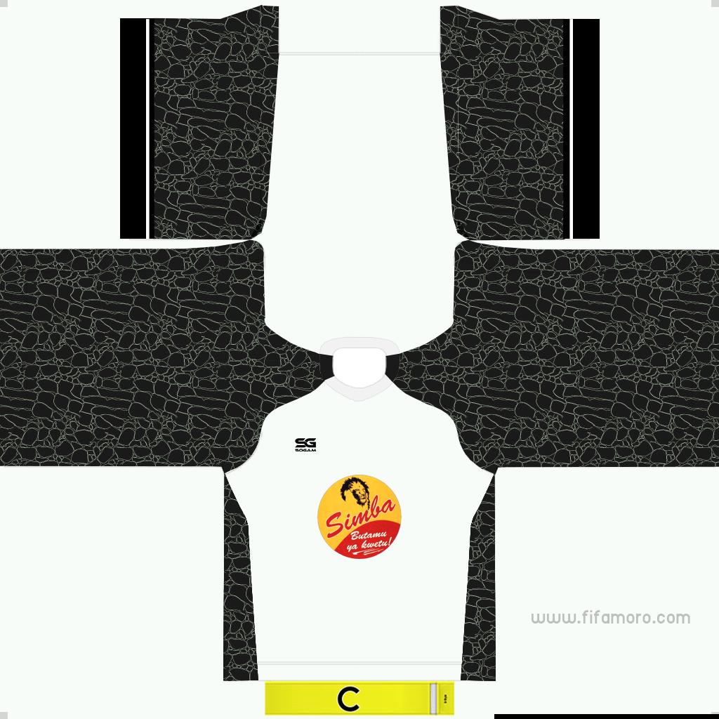 TP Mazembe Home Kits Kits 8211 TP Mazembe 8211 19 20