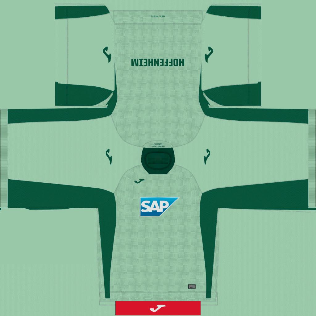 TSG 1899 Hoffenheim Away Kits Kits 8211 1899 Hoffenheim 8211 19 20