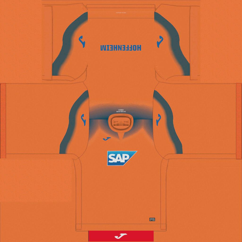 TSG 1899 Hoffenheim GK Kits Kits 8211 1899 Hoffenheim 8211 19 20