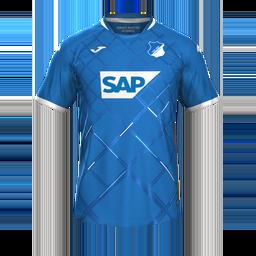 TSG 1899 Hoffenheim Home MiniKits Kits 8211 1899 Hoffenheim 8211 19 20