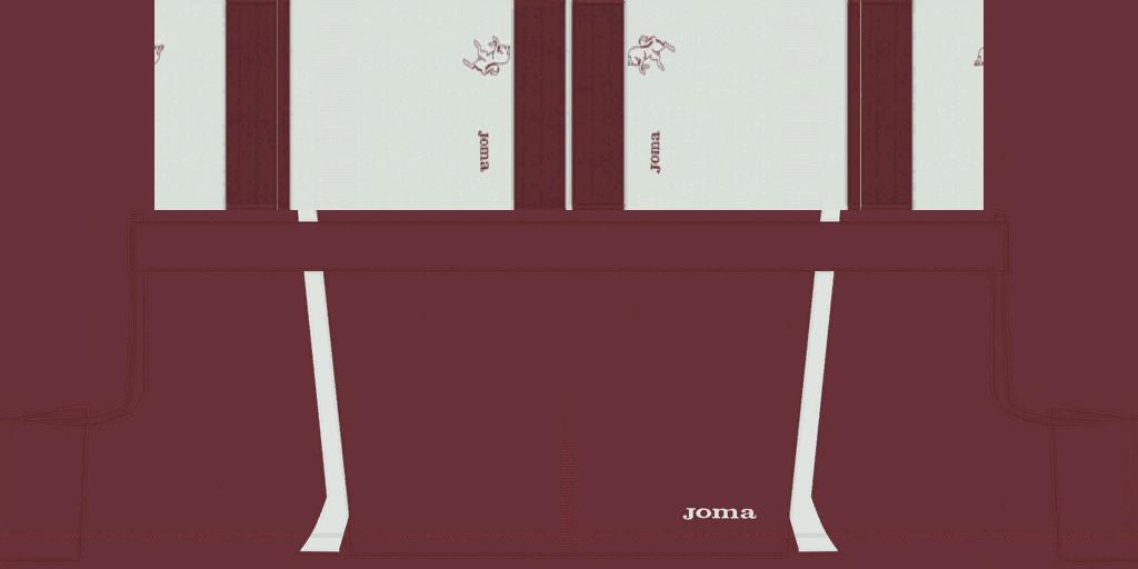 Torino Away Shorts Kits Torino 2019 2020