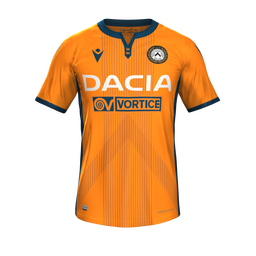 Udinese Away MiniKit Kits Udinese 2019 2020