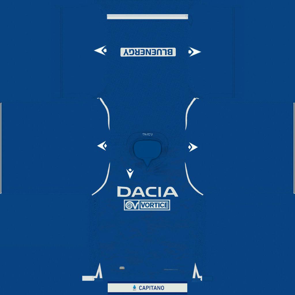 Udinese GK Kit Kits Udinese 2019 2020