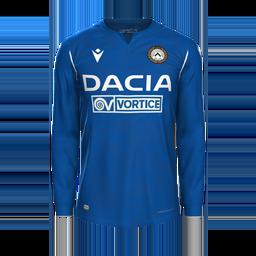 Udinese GK MiniKit Kits Udinese 2019 2020