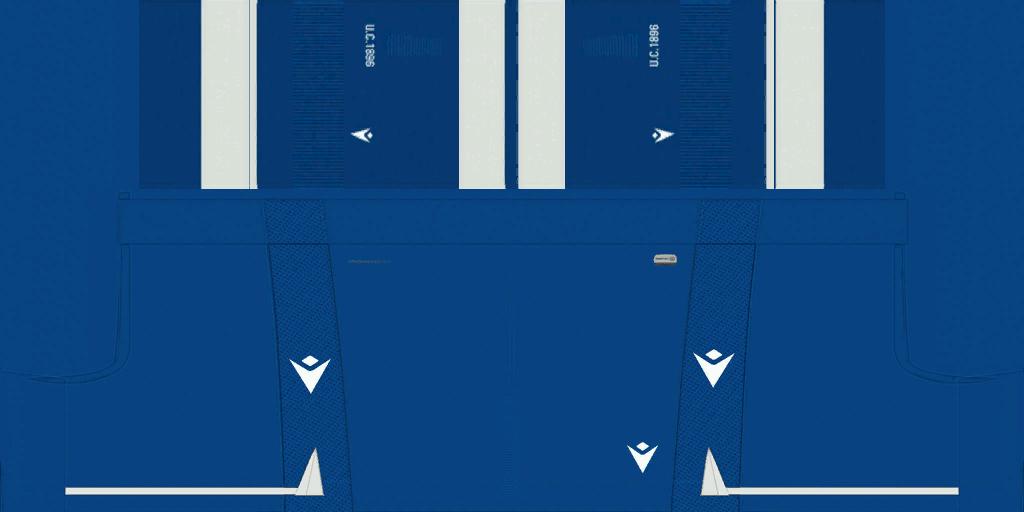 Udinese GK Shorts Kits Udinese 2019 2020
