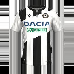 Udinese Home MiniKit Kits Udinese 2019 2020