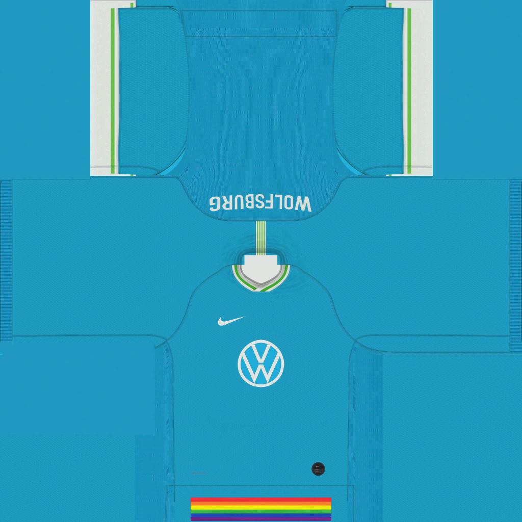VfL Wolfsburg Away Kits Kits 8211 Wolfsburg 8211 19 20