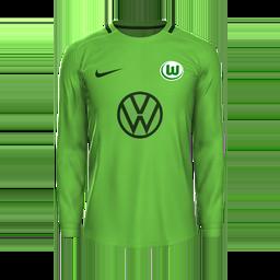 VfL Wolfsburg GK MiniKits Kits 8211 Wolfsburg 8211 19 20