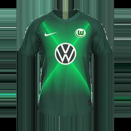 VfL Wolfsburg Home MiniKits Kits 8211 Wolfsburg 8211 19 20