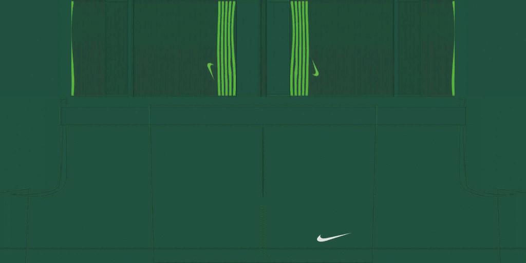 VfL Wolfsburg Home Shorts Kits 8211 Wolfsburg 8211 19 20