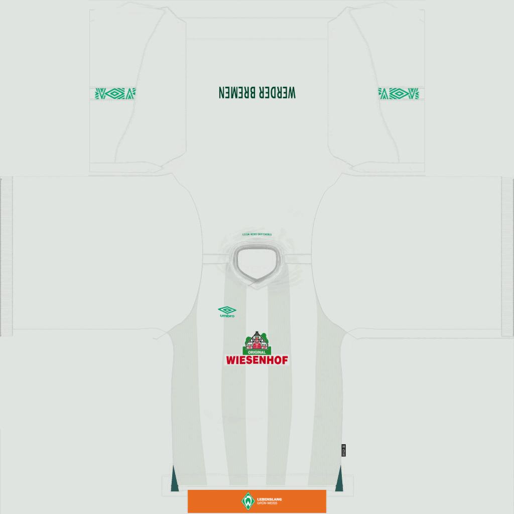 Werder Bremen Away Kits Kits 8211 Werder Bremen 8211 19 20