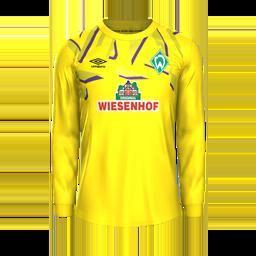Werder Bremen GK MiniKits Kits 8211 Werder Bremen 8211 19 20