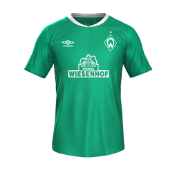 Werder Bremen Home MiniKits Kits 8211 Werder Bremen 8211 19 20