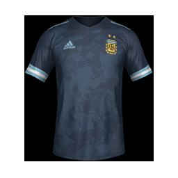 Argentina Away MiniKit Kits 8211 Argentina National Team 8211 2020