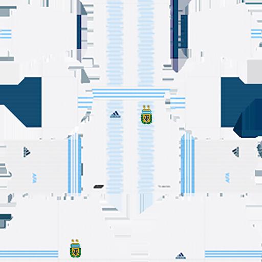 Argentina Home Kit 2 DLS 8211 Argentina Kits 038 Logos 8211 2020