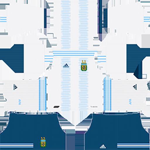 Argentina Home Kit DLS 8211 Argentina Kits 038 Logos 8211 2020