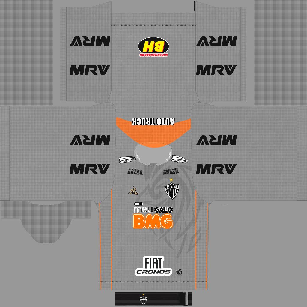 Atl C3 A9tico Mineiro GK Away Kits Kits 8211 Atl Tico Mineiro 8211 19 20