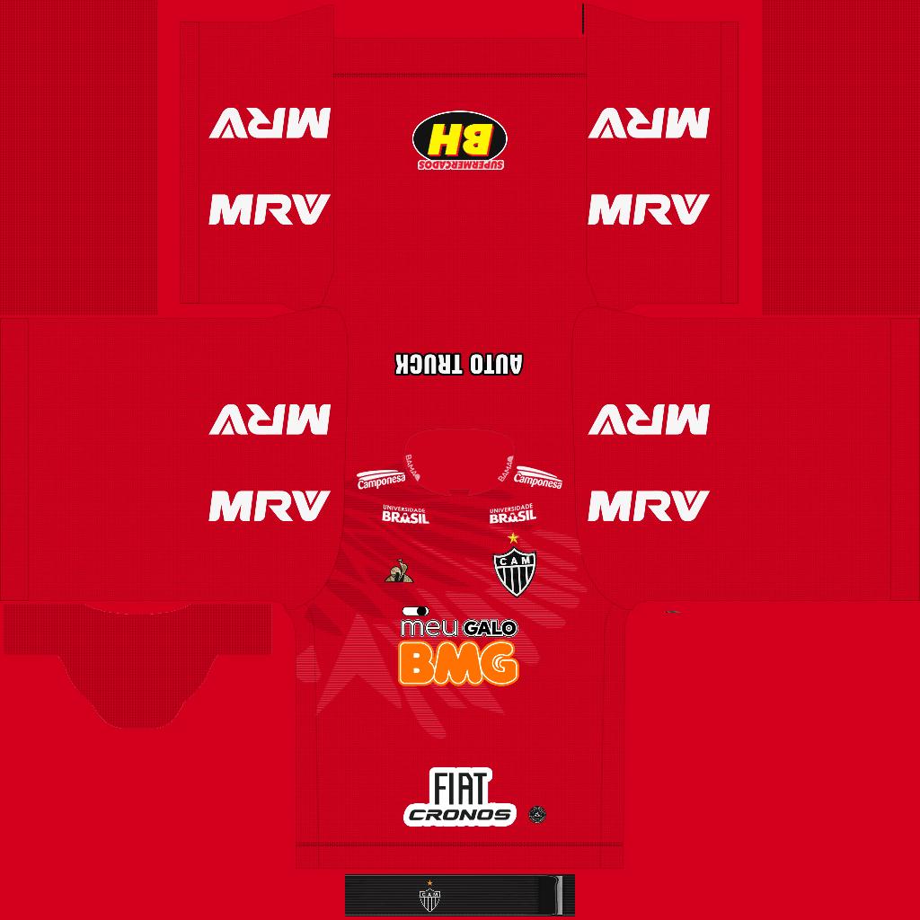 Atl Tico Mineiro GK Home Kits Kits 8211 Atl Tico Mineiro 8211 19 20