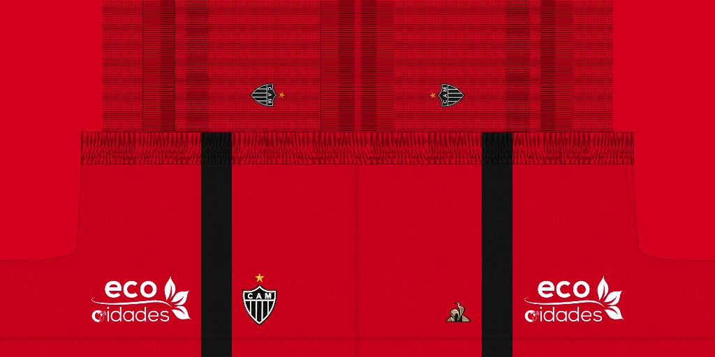 Atl C3 A9tico Mineiro GK Home Shorts Kits 8211 Atl Tico Mineiro 8211 19 20