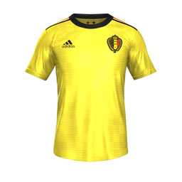 Belgium Away MiniKits Kits 8211 Belgium National Team 8211 Euro 2020