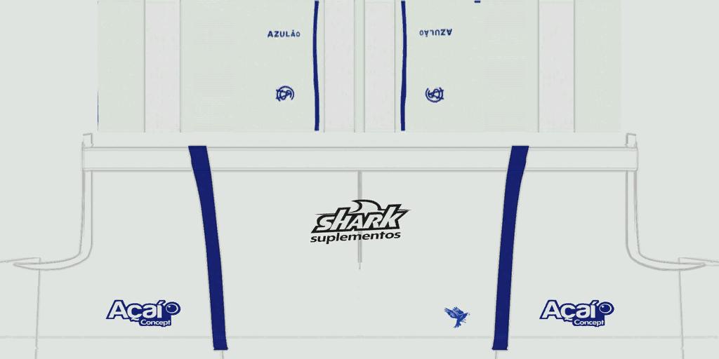 CSA AL Away Shorts Kits 8211 CSA Alagoano 8211 19 20