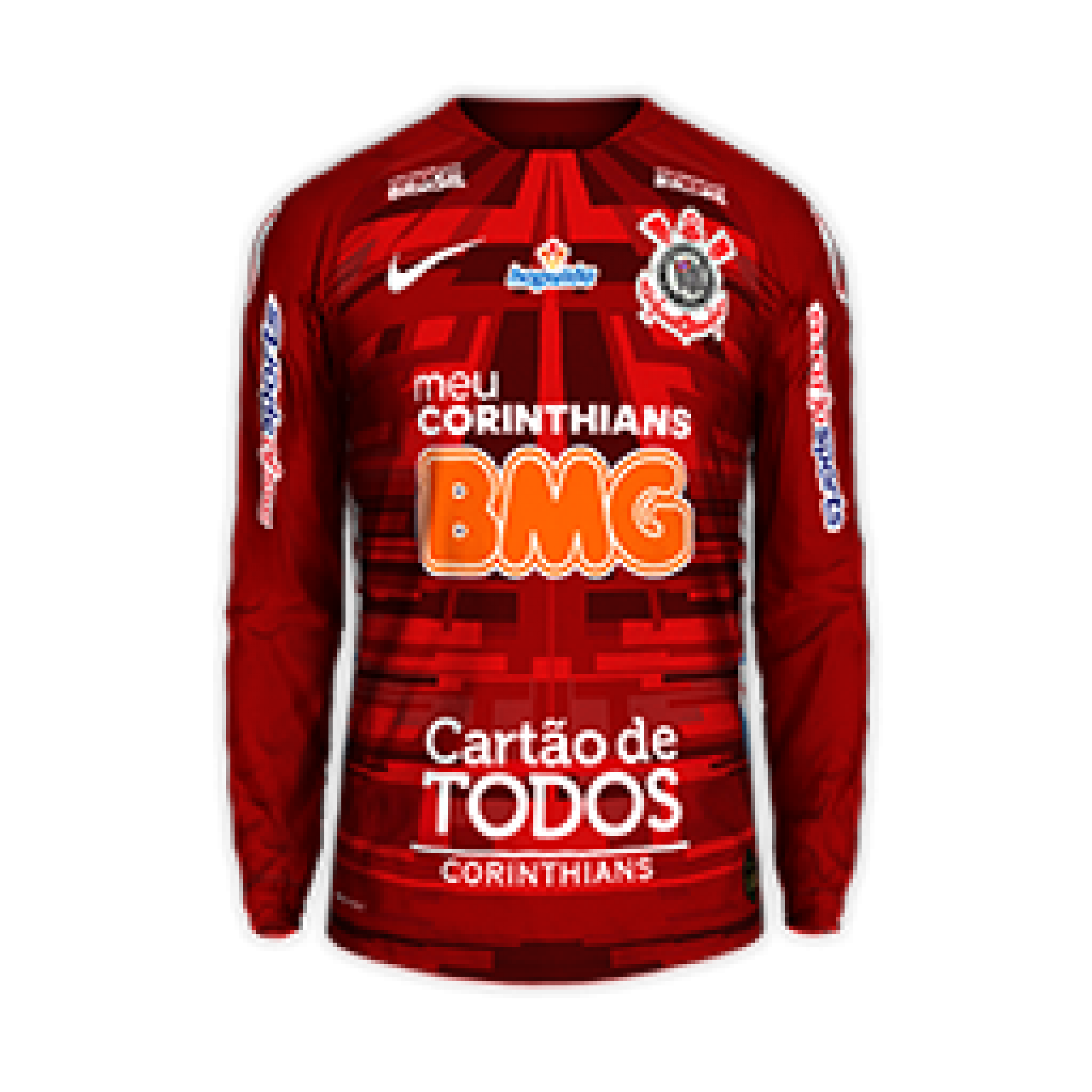 Corinthians GK Away MiniKit 1 2500x2500 Kits 8211 Corinthians 8211 2019 Third Kit Added