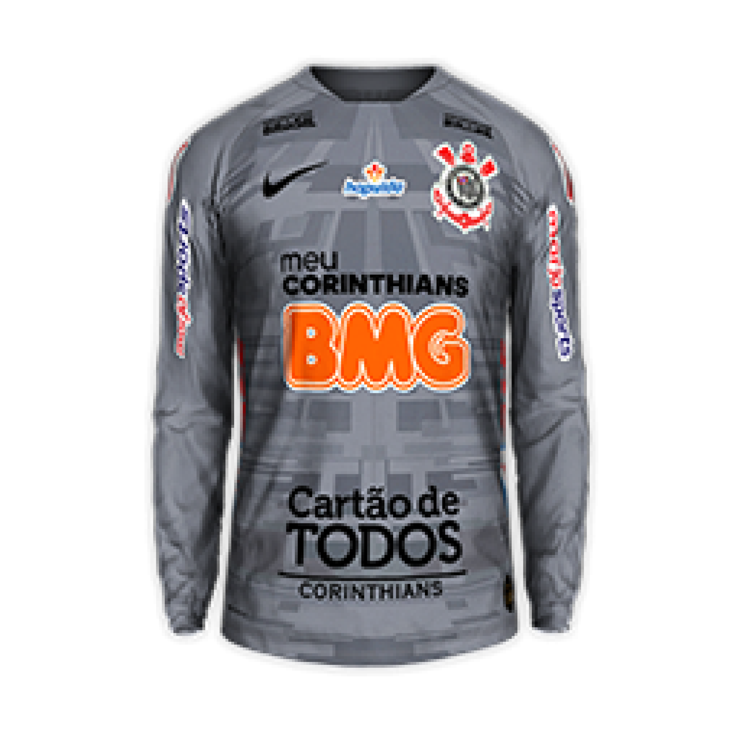 Corinthians GK Third MiniKit 2500x2500 Kits 8211 Corinthians 8211 2019 Third Kit Added